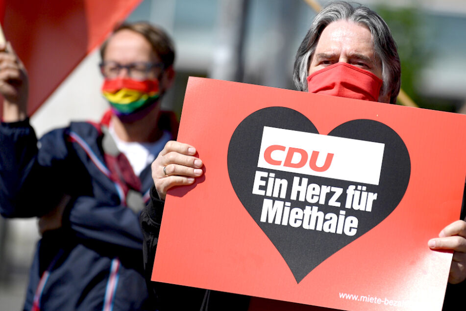Gegen den Mietendeckel: CDU und FDP reichen Verfassungsklage ein