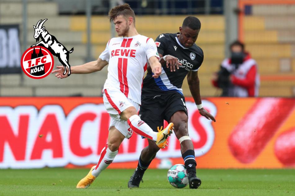 1. FC Köln: Talent Jan Thielmann lauert auf weitere Einsätze