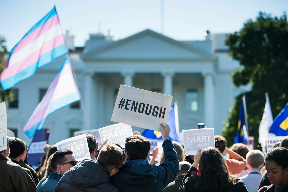Biden administration counters rash of repressive state laws with LGBTQ+ health care protections