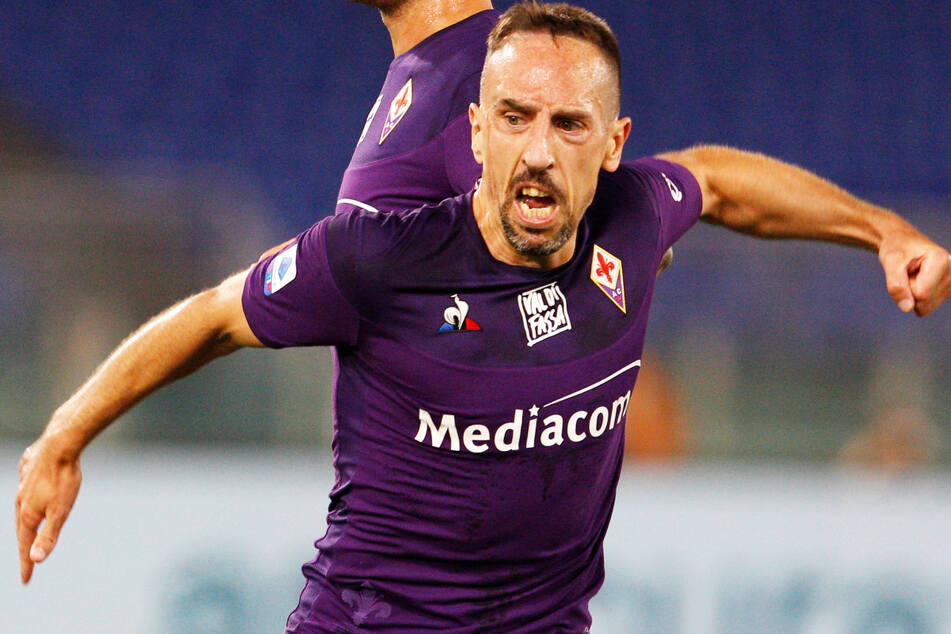 Franck Ribéry has apparently discovered a membership: Ex-star of FC Bayern Munich quickly with US Salernitana?
