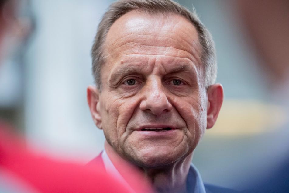 Alfons Hörmann(60), Präsident, Deutscher Olympischer Sportbund.