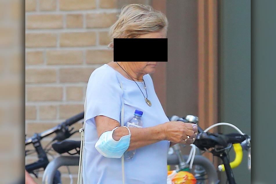 Sigrid M. (80) fährt seit 1986 unfallfrei. Im Februar touchierte sie einen Polizisten.