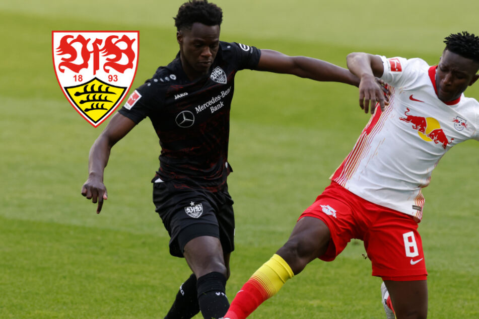 Foul im Leipzig-Spiel: DFB-Sportgericht sperrt Stuttgarts Ahamada