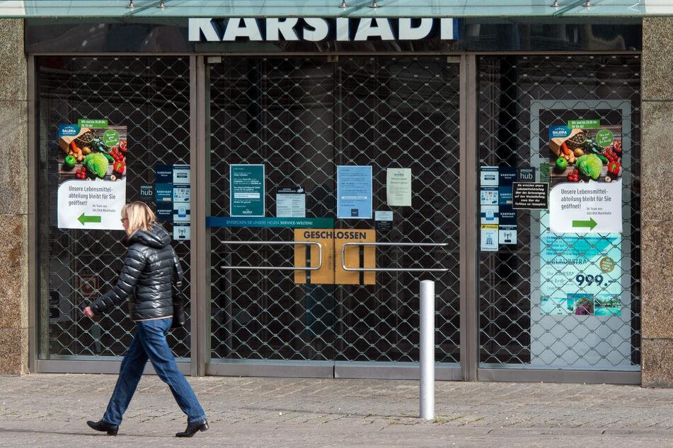 Galeria Karstadt Kaufhof stoppt Mietzahlungen!
