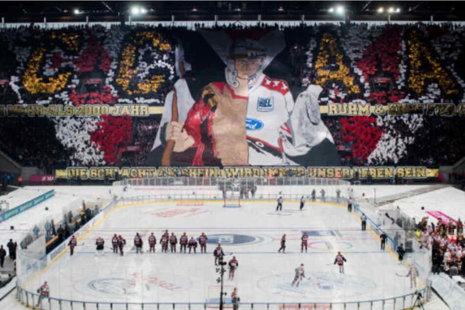 Das DEL Winter Game in Köln hat einen neuen Termin Anfang 2022. Alte Tickets bleiben gültig. (Archivbild)