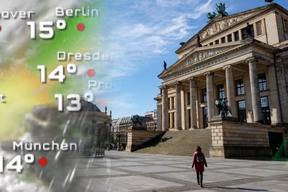 Traumwetter in Berlin: Wie lange bleibt uns der Frühling erhalten?