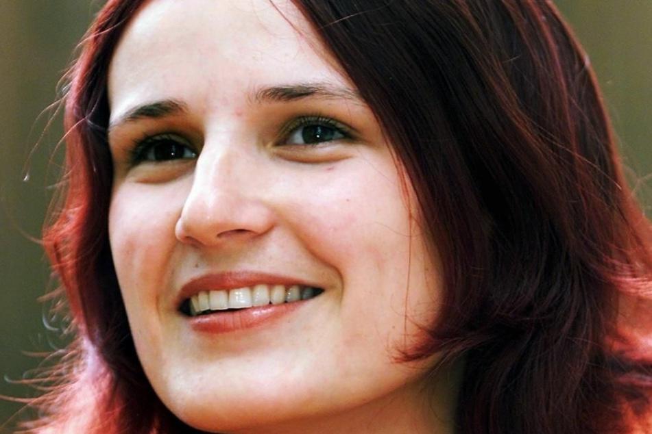 Katja Kipping war 21 Jahre alt, als sie 1999 als jüngste Abgeordnete für die PDS in den sächsischen Landtag einzog.