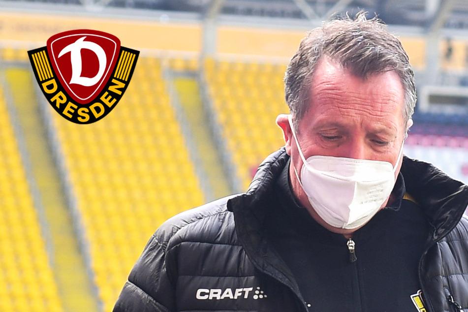 """Dynamo-Coach Markus Kauczinski zu möglichem Aufstieg: """"Hauptsache, wir sind dabei"""""""