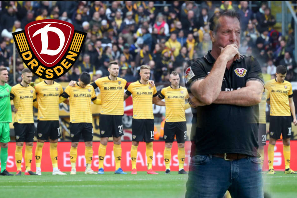 """Dynamo-Trainer Kauczinski übt weiter Kritik an DFL: """"Jeder denkt nur an sich"""""""