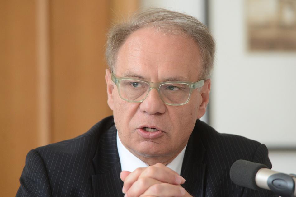 Wolfgang Ewer vom Bundesverband der Freien Berufe.