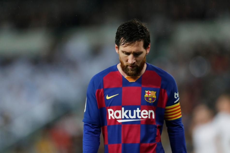 Lionel Messi und sein Team haben sich nicht auf den Deal mit dem FC Barcelona eingelassen. Dieser setzt nun geltendes Recht um.