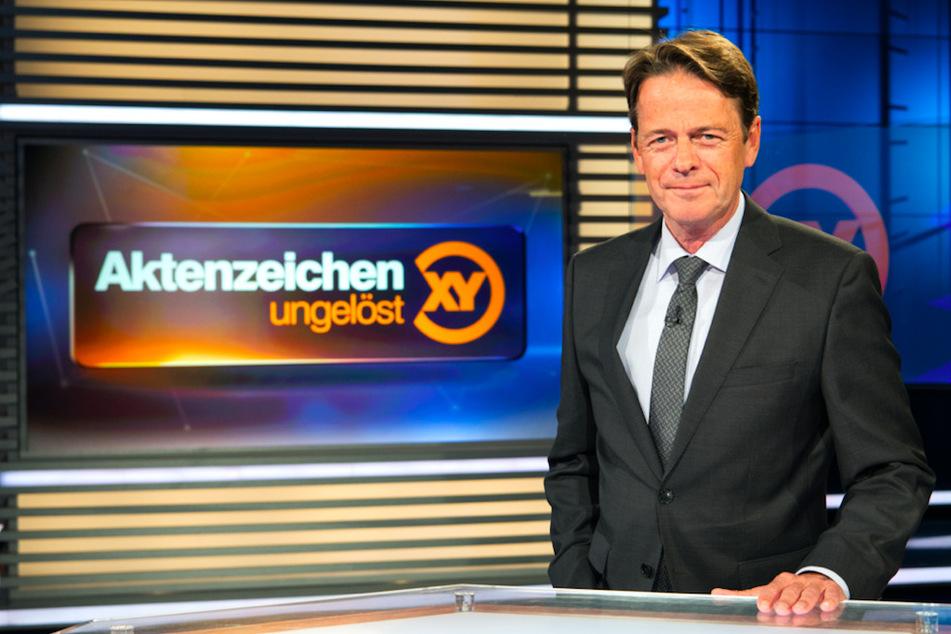 """Aktenzeichen XY: Saß ein Mörder im Studio? Rudi Cerne rollt den Fall Maria Baumer bei """"Aktenzeichen xy"""" auf"""