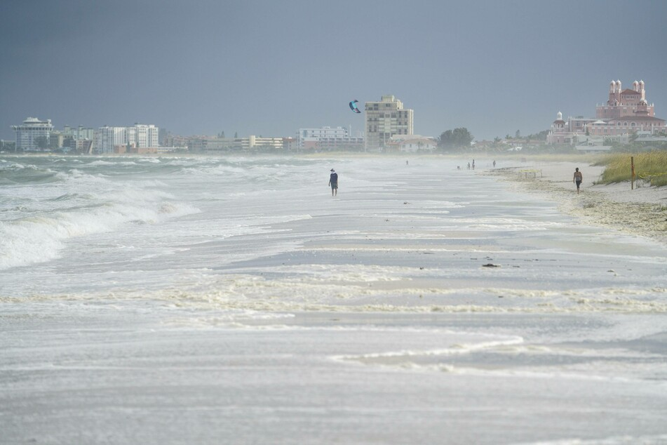 Storm Elsa loses hurricane status hours before Florida landfall
