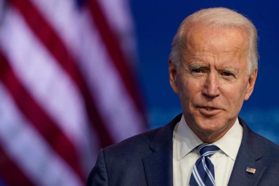 Sender legen sich fest, mit wie vielen Wahlleuten Joe Biden die US-Wahl gewinnt