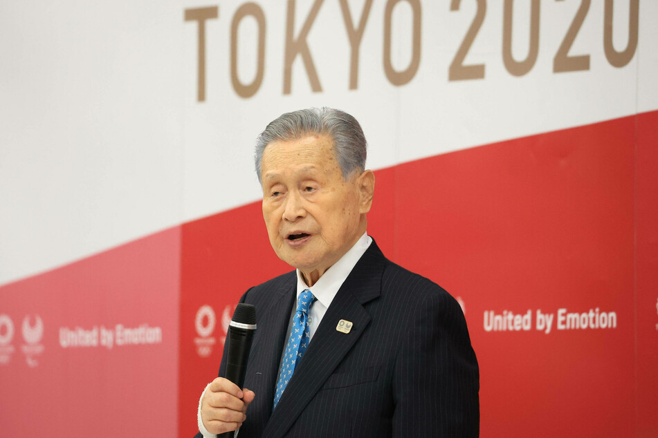 Former Japanese prime minister Yoshiro Mori has resigned from the Japan Olympic Committee over sexist comments.