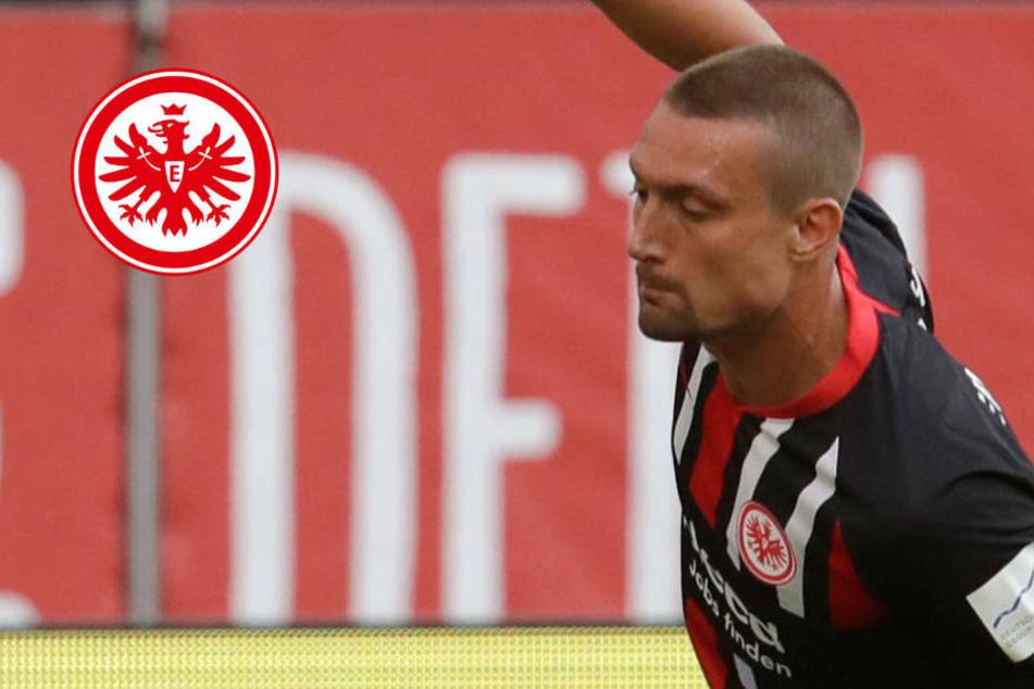 Stefan Ilsanker stinksauer über Eintracht-Leistung beim 3:3 gegen Freiburg