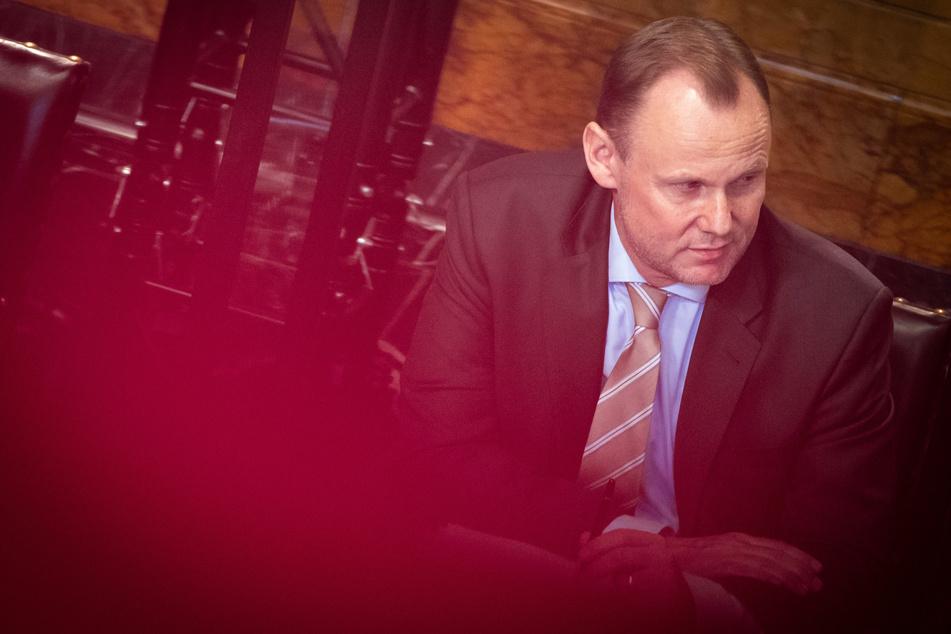 Andy Grote (SPD), Innen- und Sportsenator in Hamburg, hatte trotz Corona-Regeln ein Treffen in einer Bar ausgerichtet.