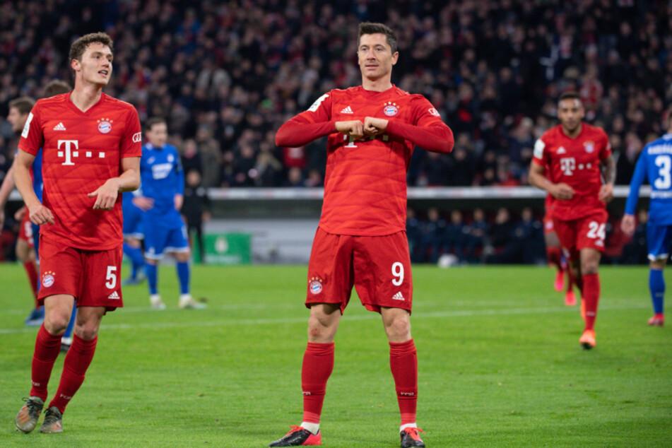Ohne Robert Lewandowski (31) ist der FC Bayern München nicht komplett.