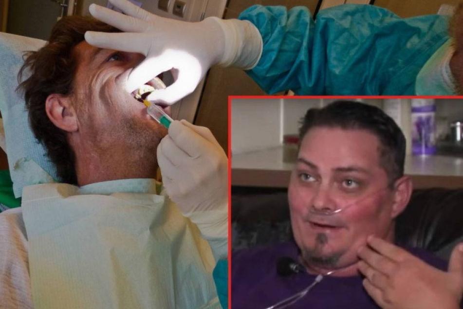 Mann wacht nach Zahnarzt komplett ohne Zähne auf