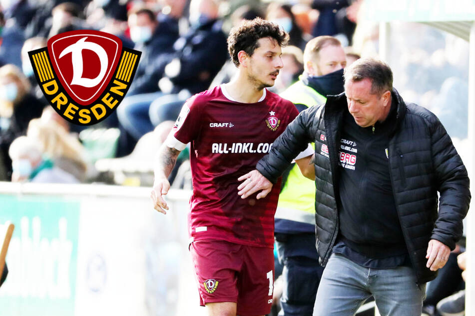 Dynamo-Coach Markus Kauczinski wünscht sich die Kaltschnäuzigkeit zurück