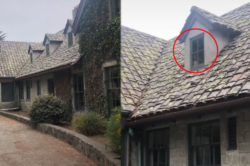 Is this house haunted? Teenager shares creepy footage on TikTok