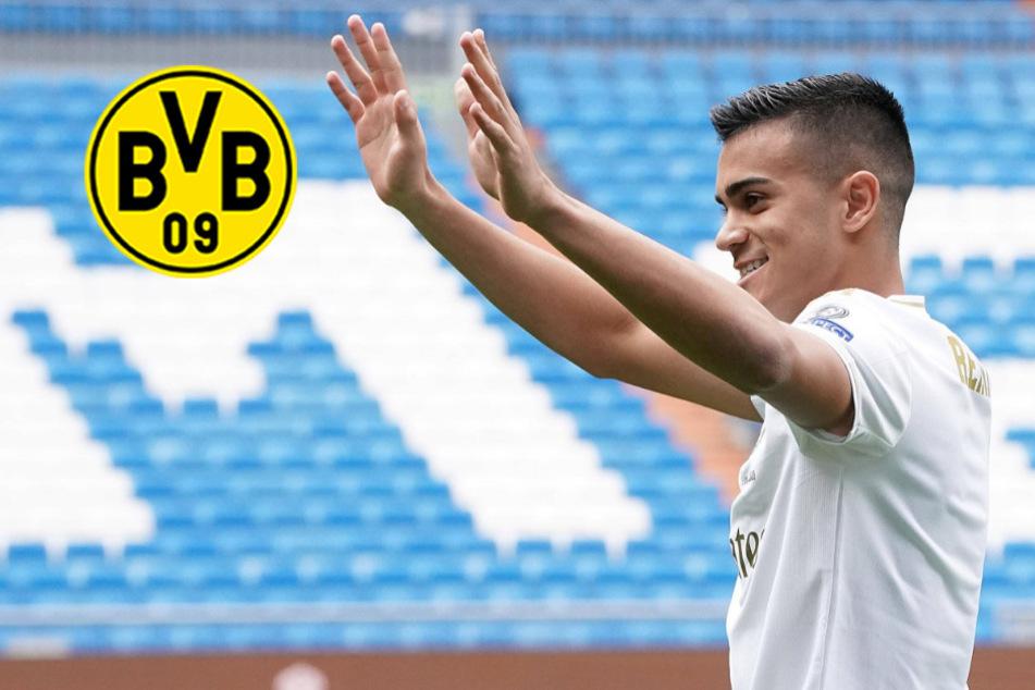 BVB mit nächstem Transfer-Coup: Reinier von Real Madrid nach Dortmund!