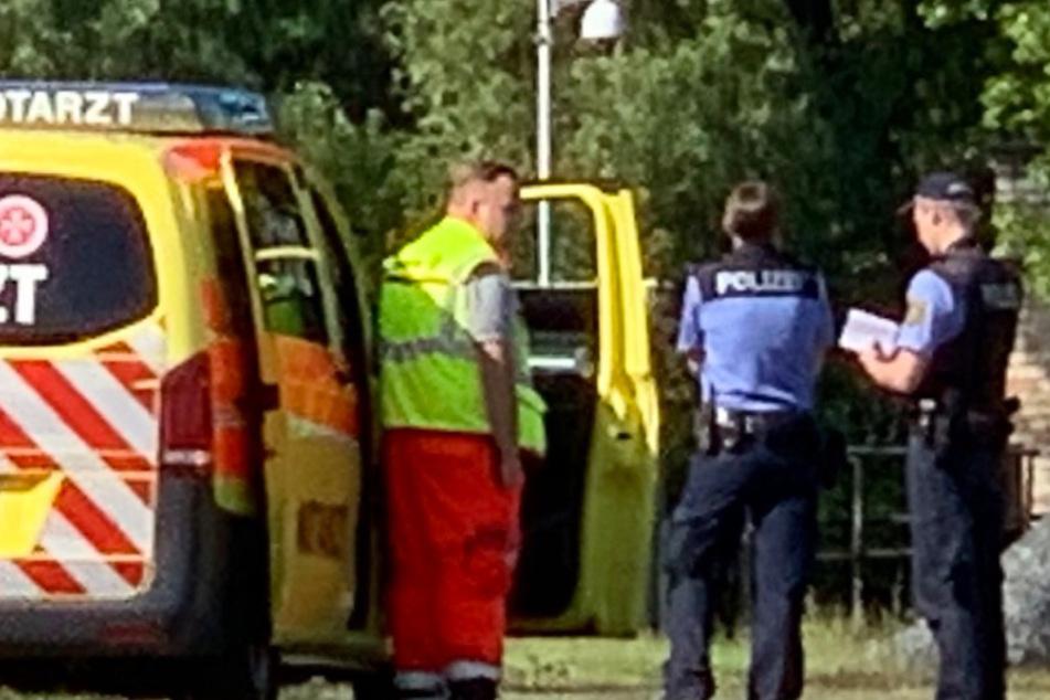Mann im Mühlgraben in Pirna tot aufgefunden