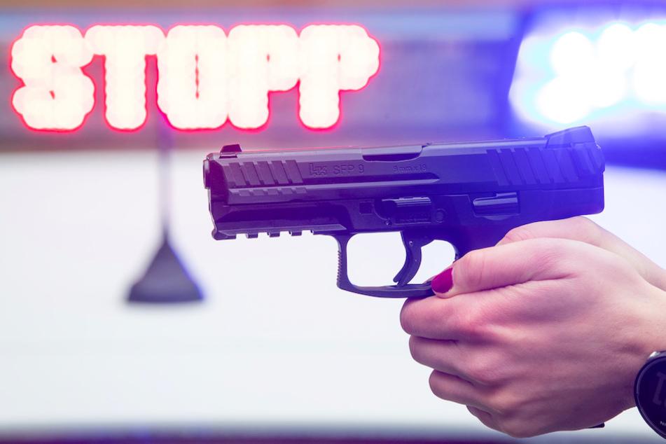 Polizist schießt nach Streit auf aggressiven Mann