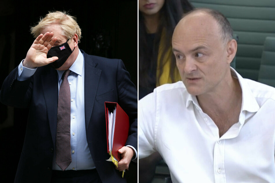 Former top aide says British prime minister wanted to inject himself with coronavirus on live TV
