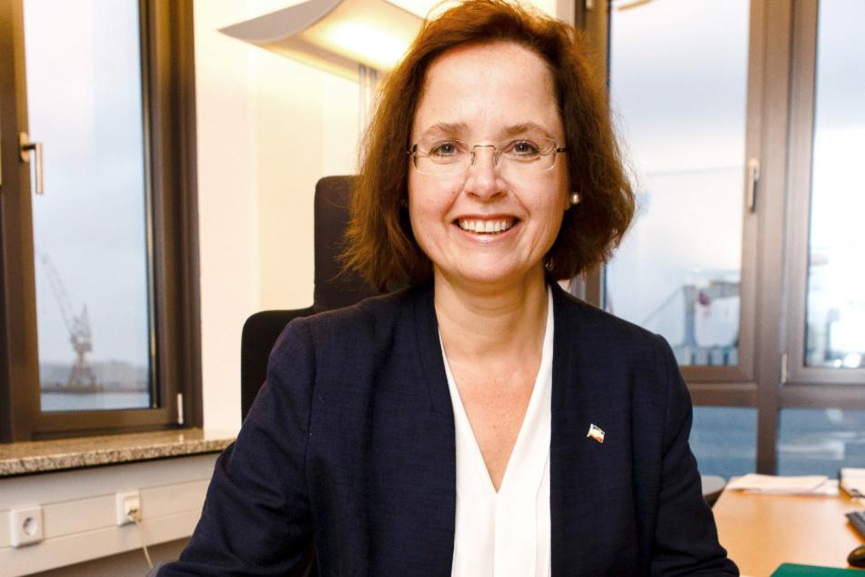 Bettina Bunge, die Geschäftsführerin der Tourismus-Agentur Schleswig-Holstein.