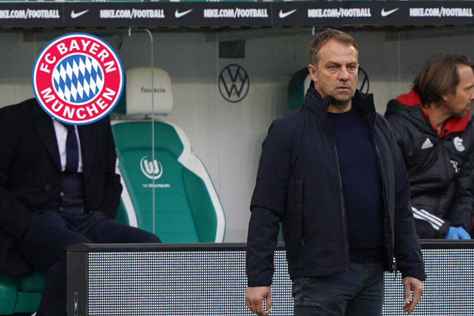 Hansi Flick wird FC Bayern verlassen! Trainer lässt Bombe platzen