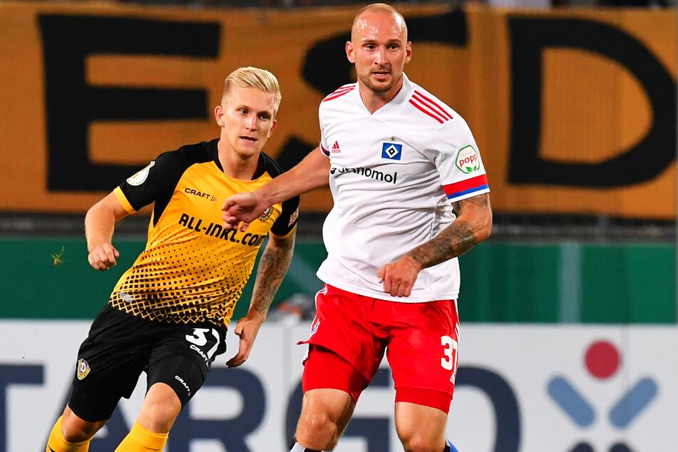 Ex-Dynamo Toni Leistner becomes savior for VV St. Truiden: Last minute compensation against RSC Anderlecht!