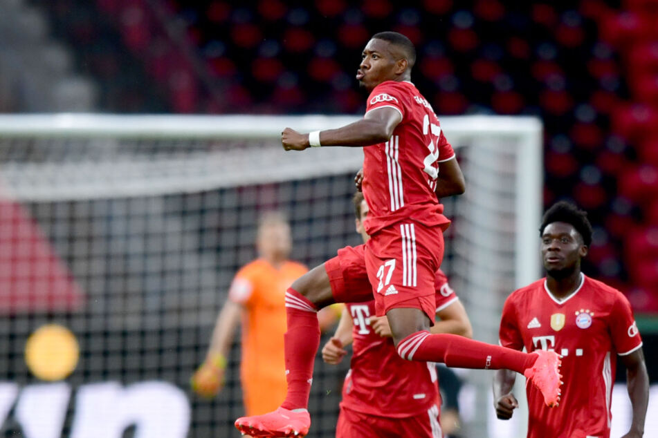 Der FC Bayern will David Alaba (28) unbedingt halten.