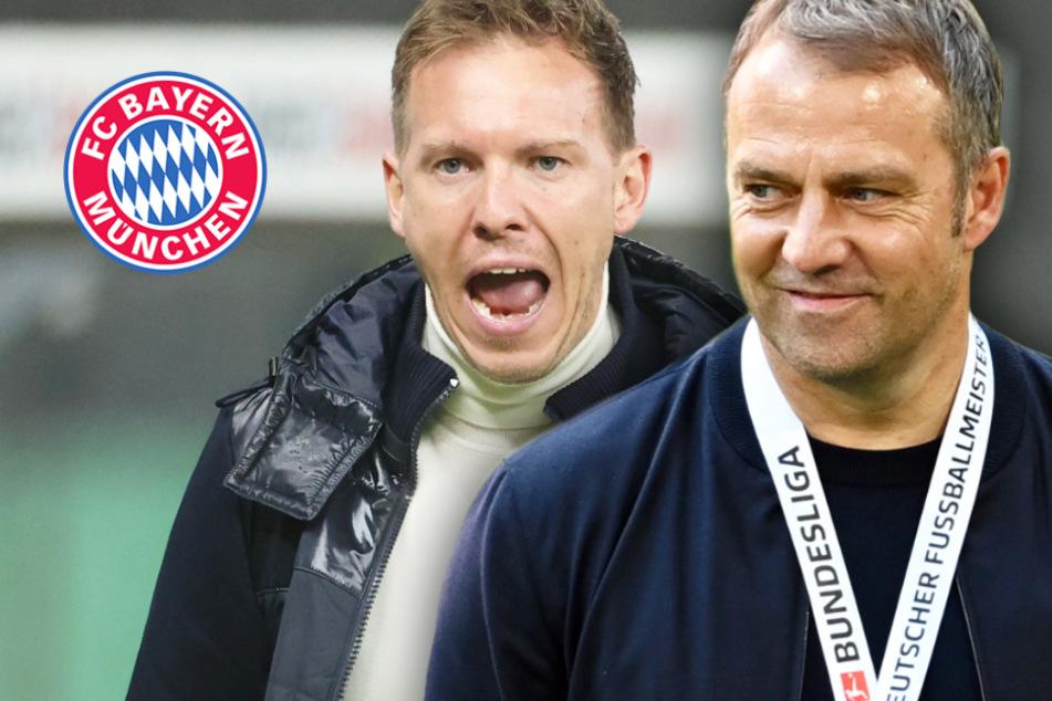 """Flick stimmt Nagelsmann auf FC Bayern ein und spricht über seine """"schönste Zeit"""""""