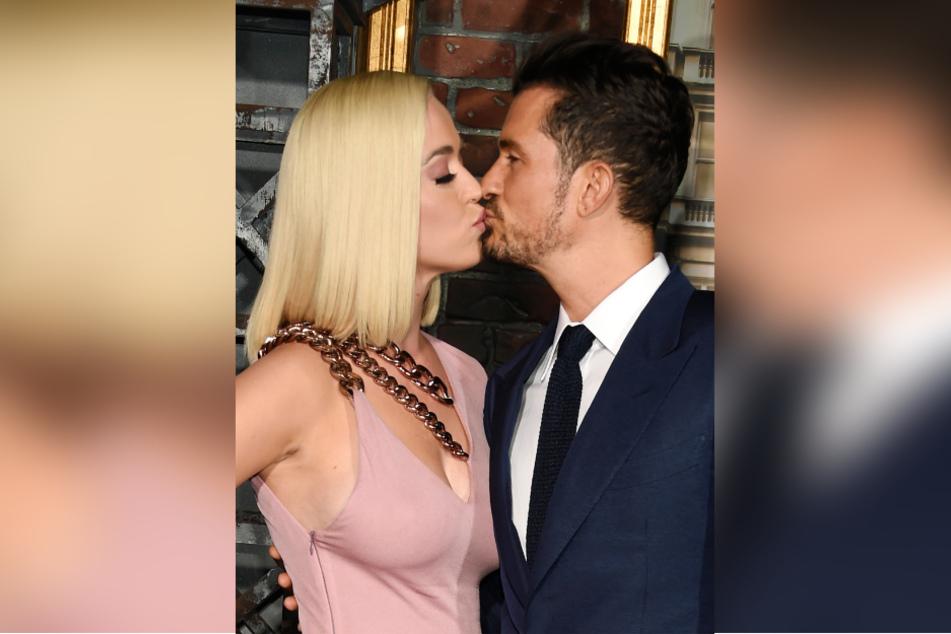 Mit einem Instagram-Video brachten Katy Perry (35) und Orlando Bloom (43) das Netz zur Begeisterung.