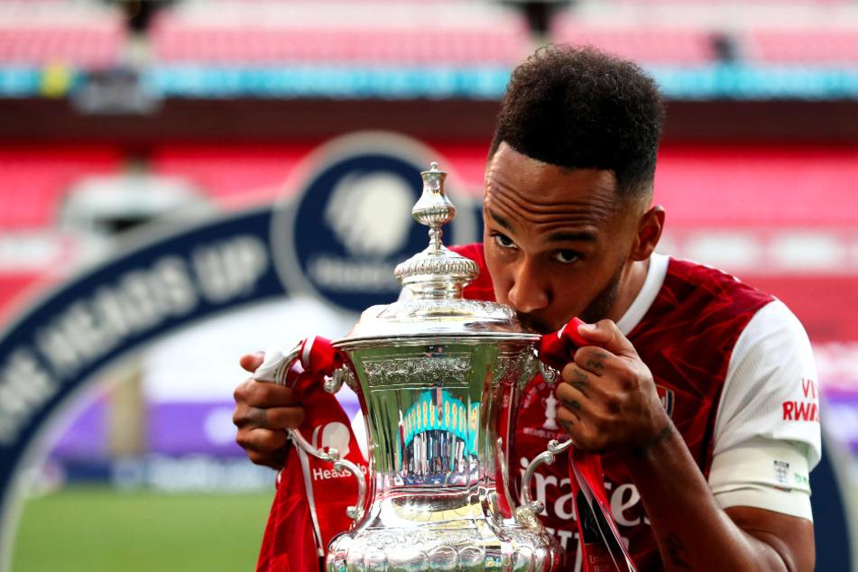 Ex-BVB-Star Aubameyang rockt London: Sturmstar soll unbedingt beim FC Arsenal bleiben!