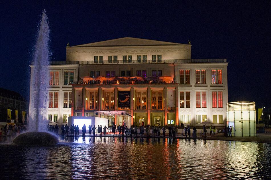 Alle Veranstaltungen rund um die Oper in Leipzig wurden nun bis auf Weiteres abgesagt.