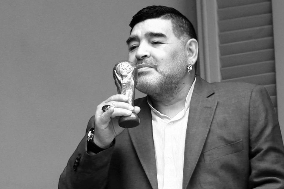 Fußballwelt in großer Trauer: Diego Maradona ist tot