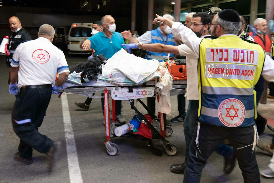 At least 44 dead in catastrophic stampede at Israeli religious festival
