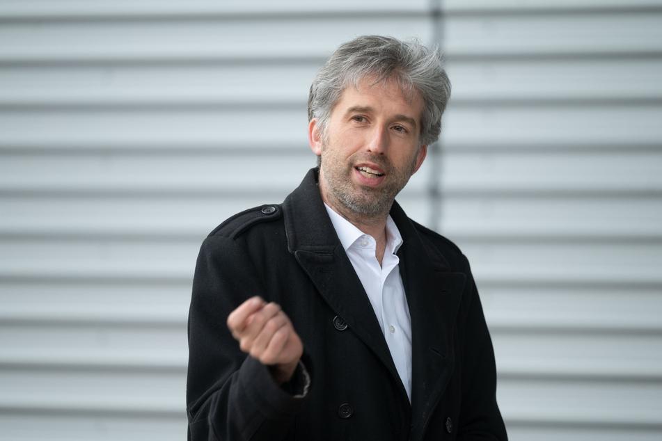 Boris Palmer (48, Grüne), Oberbürgermeister von Tübingen.