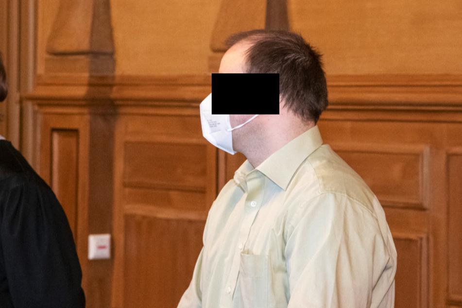 Tino K. (35) droht erneut eine jahrelange Unterbringung in der Psychiatrie.
