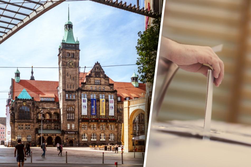 Am Sonntag fand in Chemnitz der zweite OB-Wahlgang statt. Rund 196.000 Bürger waren aufgerufen, ihre Stimme abzugeben.