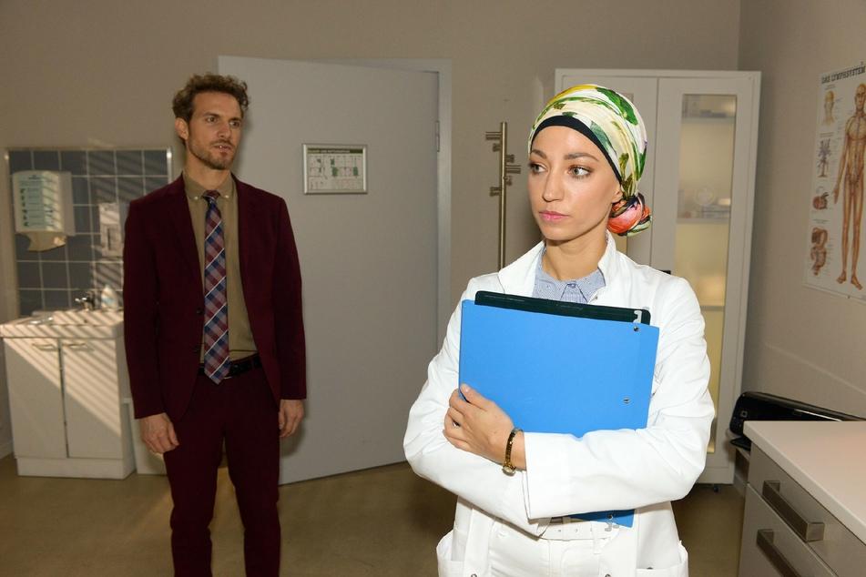 Felix gesteht Nazan, dass er sie vermisst.