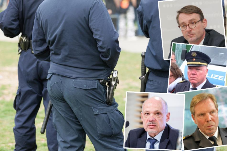 Untreue, Bestechung, Vertuschung - Die Chronologie des Polizeiskandals