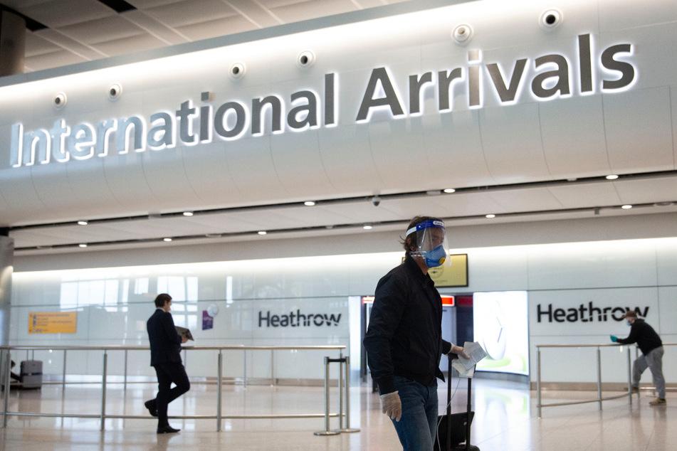 Der Londoner Flughafen Heathrow macht seit Corona Millionenverluste.
