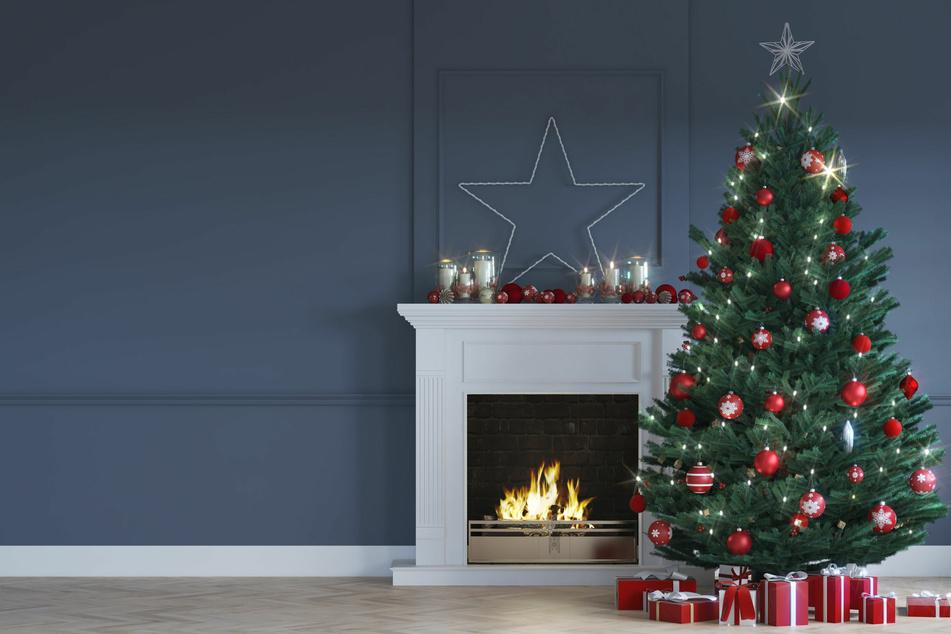 So einen klassischen Weihnachtsbaum hatte wohl jeder schon einmal bei sich zu Hause stehen.