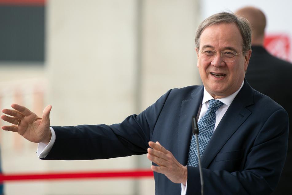 Armin Laschet (60) hat sich von der AfD distanziert. Der CDU-Chef und Ministerpräsident von Nordrhein-Westfalen tritt als Kanzlerkandidat zur Bundestagswahl an.