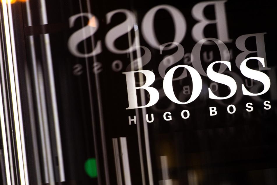 Coronavirus:Geschäft von Hugo Boss leidet stark
