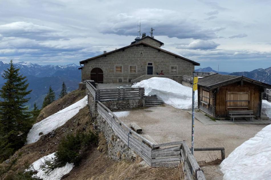Kehlsteinhaus am Obersalzberg öffnet wieder für Besucher