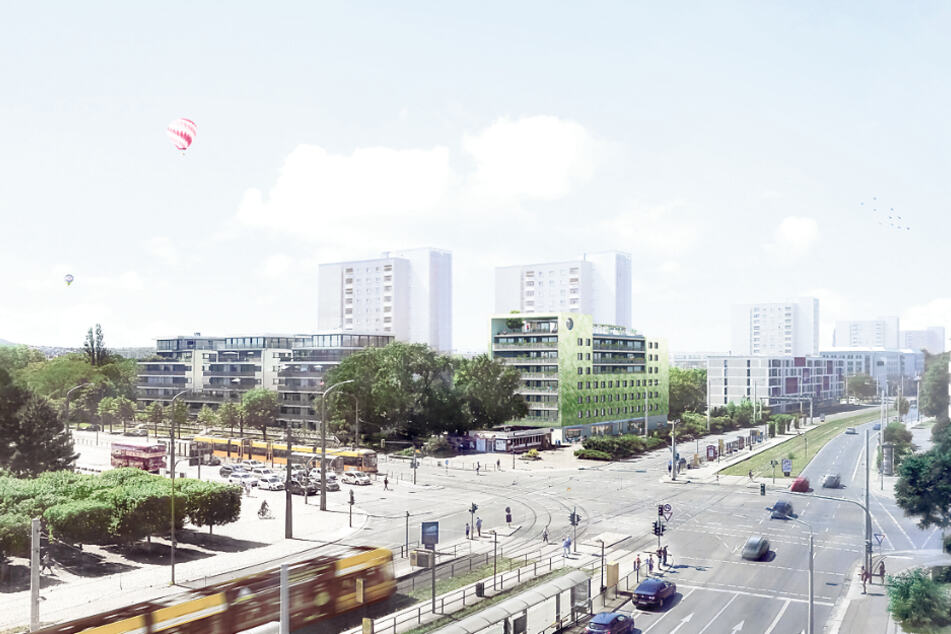 So soll der Neubau 2023 aussehen.